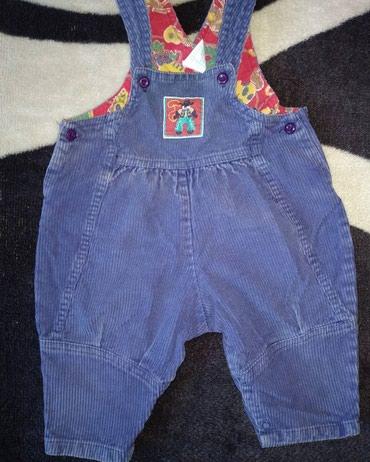 Продам джинсовый комбез на малыша от в Бишкек