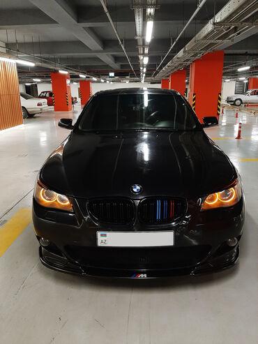 sade oboylar - Azərbaycan: BMW 5 series 3 l. 2007 | 261000 km
