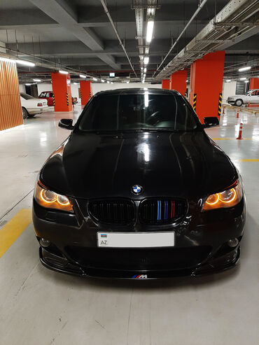 bmw 330 - Azərbaycan: BMW 5 series 3 l. 2007 | 261000 km