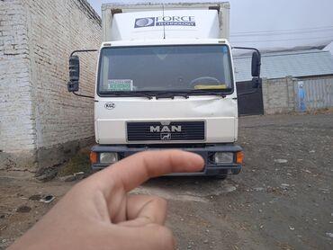 рефрижератор бу купить в Кыргызстан: Продается ман термо будка горный тормоз трубина интеркулер обмен есть