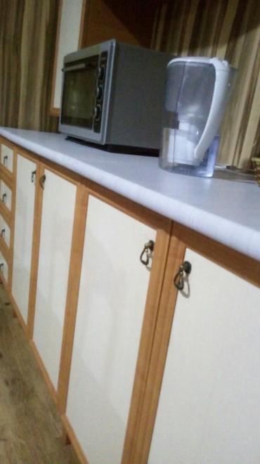 Гарнитуры в Кок-Ой: Продается кух гарнитур дешево в отличном состоянии никаких повреждений