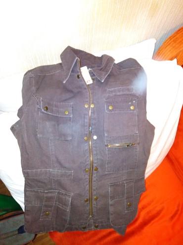 Nova jakna keper - Cacak
