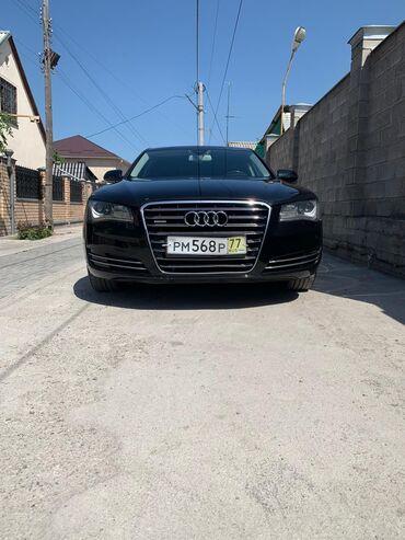audi quattro 2 2 20v в Кыргызстан: Audi A8 3 л. 2013 | 175000 км