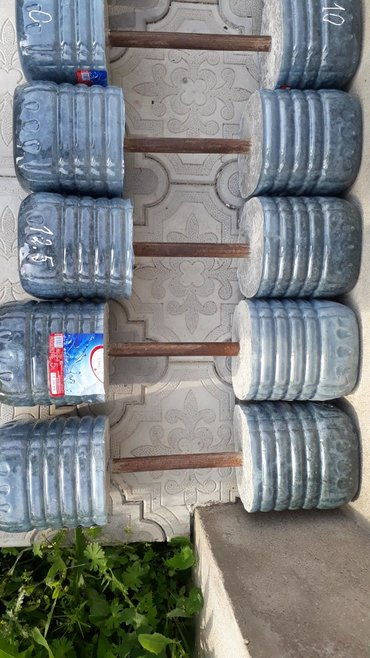 Qantel (beton) sifarişləri qəbul olunur. Şəkildəki qantellər əldədir