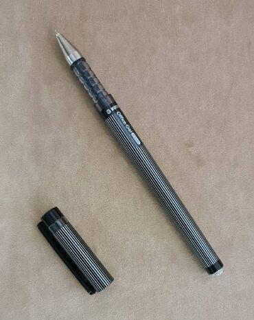 Ручка гелевая- супер качество- для офиса с толстым стерженемОffice Gel