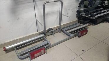 Крепление- багажник -платформа, предназначен для перевозки