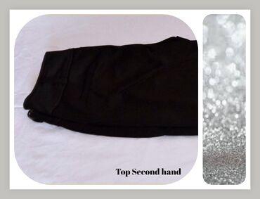 5.5. Crne M ženske pantalone-26.9.✼Crne elegantne pantalone.✼Klasičan