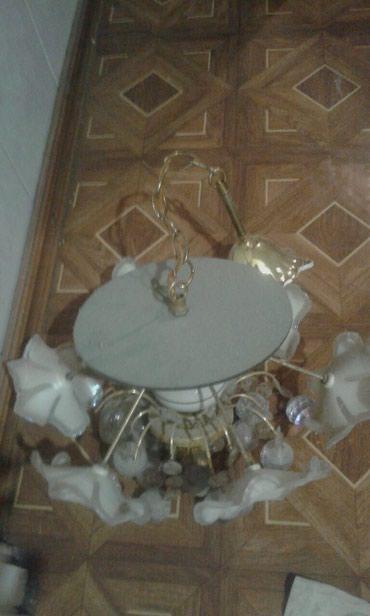 Продаю люстры такого типа несколько штук цены -200 в Бишкек