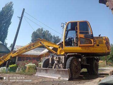 Ковши - Кыргызстан: Срочно Продаю эксковатор BOT год выпуска 2013 на ходу имеются три