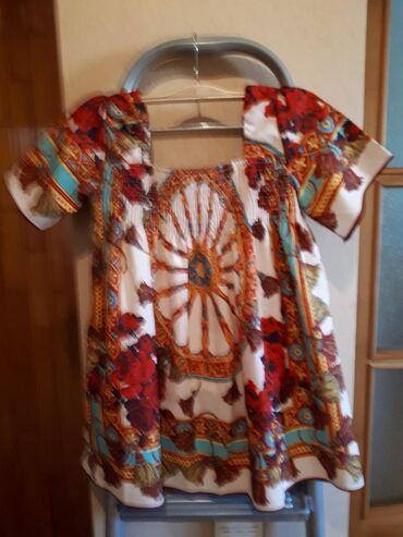 "plate na 10 11 let в Кыргызстан: Шелковое платье""DOLCE GABBANA"" на 6-7 лет с подкладкой цена после"
