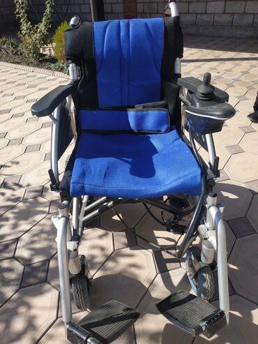 Электрическая инвалидная коляска.В отличном состоянии, не