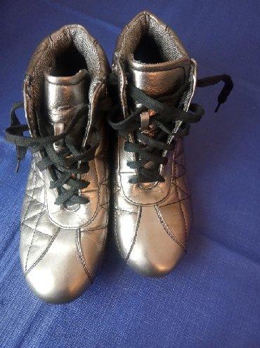 Ženska patike i atletske cipele | Beograd: Safran cipele-parike, broj 38, veštački materijal, duboke, boja