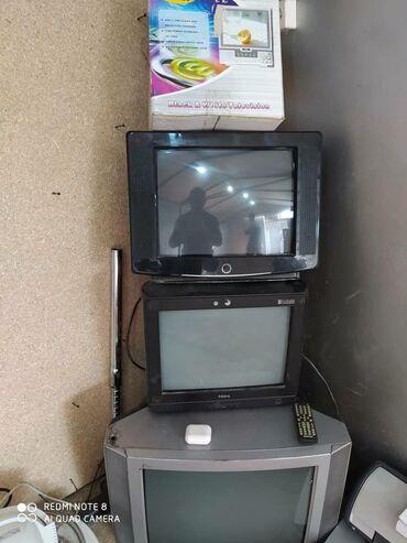 Телевизоры продаю рабочие по 400 сом