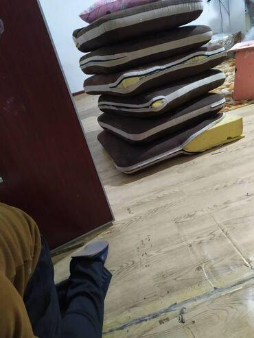 Поролон от мебели 6 шт размер 70/80