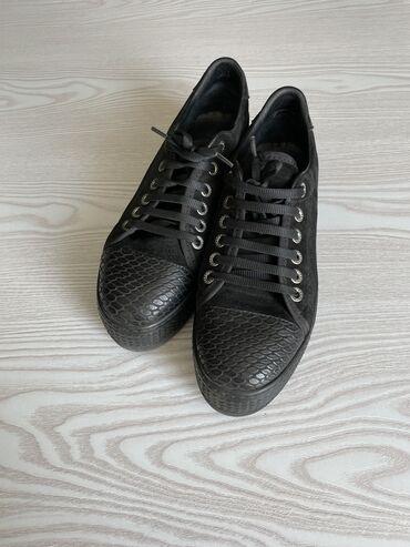 Женская обувь - Бишкек: Кожаные кеды, производство Турция 🇹🇷