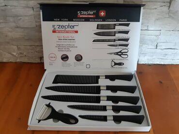 stolovyj nabor zepter na 12 person в Кыргызстан: Стильный набор ножей Zepter - нужный и весьма практичный подарок, кото