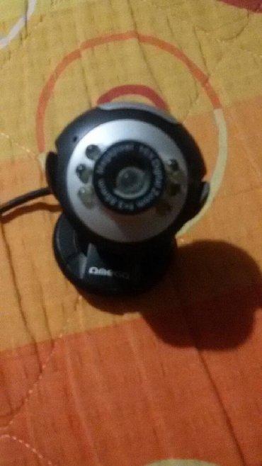Kamera za kompjuter,marke Omega, ispravna, malo koriscena