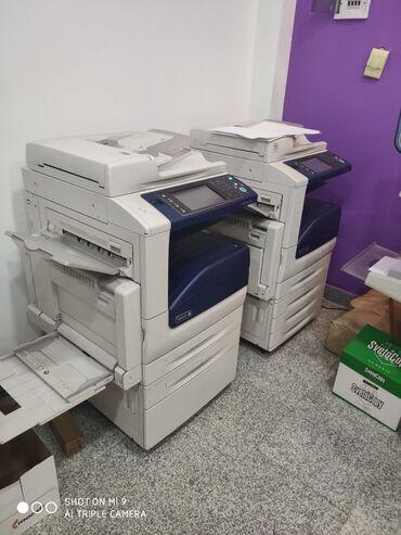 Printerlər - Azərbaycan: Xerox printer a3+ rengli. Skayner a3