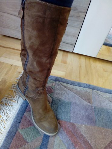Braon čizme za suvo vreme br. 37 - Crvenka
