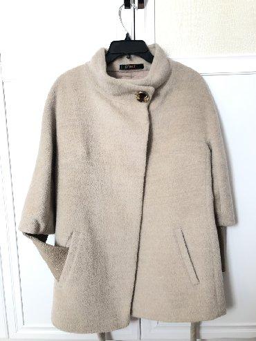 пальто loreta турция в Кыргызстан: Пальто из ламы, осень-зима.Турция Loreta.46 размер,после химчистки