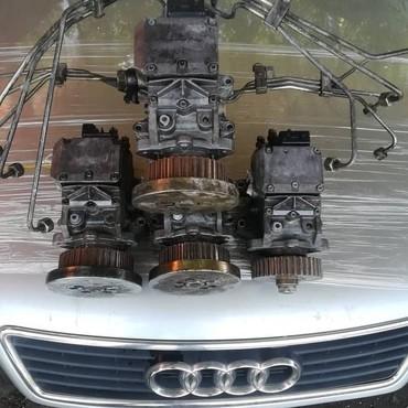 Аппаратура на Audi на Passat B5 все буквы в наличии. Ауди 25 ТНВД