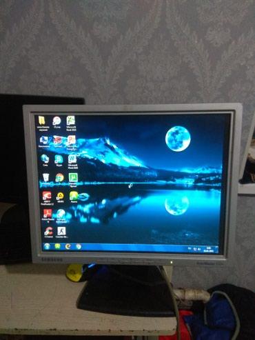 Только монитор 15 дюймов!! все работает (мини торг ) в Бишкек - фото 2