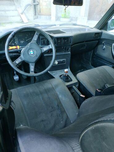 BMW 524 2.4 л. 1987 | 123456 км
