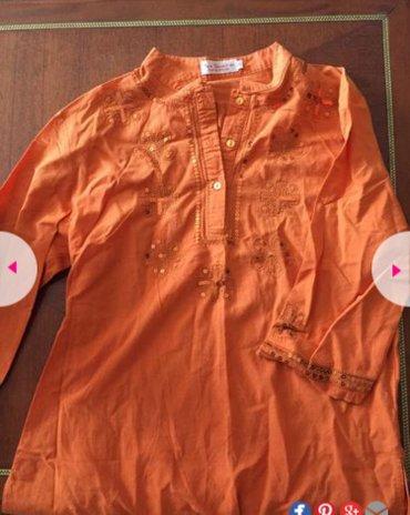 Narandzasta prelepa kosulja-majica velicina s - Belgrade