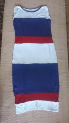 Nova haljina, nije nosena, 100% pamuk, uz telo, ima dosta elastina - Beograd