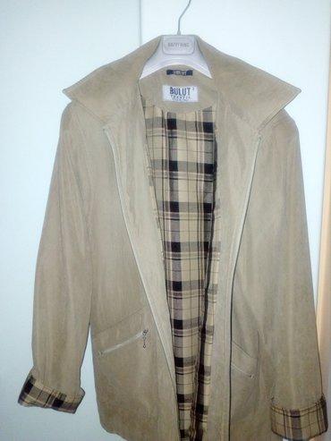 Prelepa jakna za jesen, veličine l sa kapuljačom, vrlo očuvana, - Valjevo