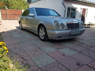 Mercedes-Benz - Модель: SL-Class AMG - Кыргызстан: Mercedes-Benz E 430 1998