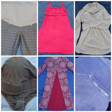 Пакет вещей для беременной размер S; ☆ район Политех☆ Блузка и брюки