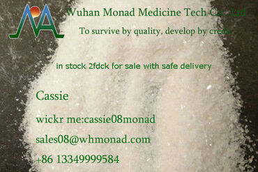Research chemical 2fdck in stock from China supplierwickr
