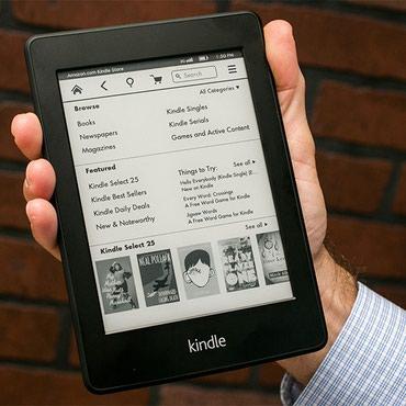 Amazon представила новое поколение Kindle в Бишкек