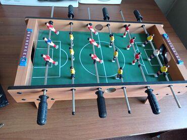 Продается настольный футбол в отличном состоянии. В комплекте есть
