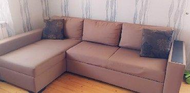 Uqlavoy divan 500azn satılır.Az istifadə olunub. Yeni kimidir.Hec bir