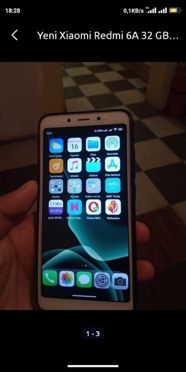 Xiaomi - Azərbaycan: İşlənmiş Xiaomi Redmi 6A 32 GB qızılı