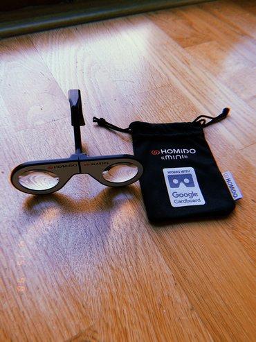 Binokllar Azərbaycanda: Homido mini, VR Glasses