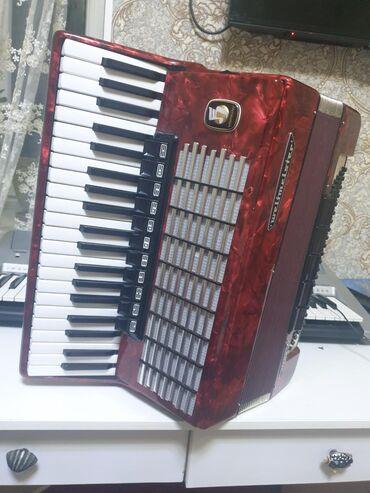 аккордеон-weltmeister в Кыргызстан: Продаю аккардион Weltmeister stella, полный аккардеон, в идеальном