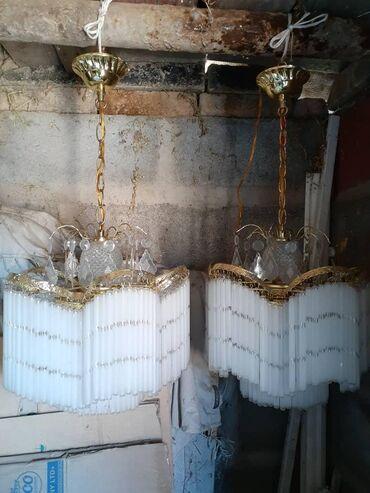 Декор для дома в Беловодское: Люстры
