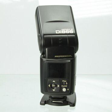 Срочно продаю вспышку Nissin Di-866 Mark II Professional новый 5 из