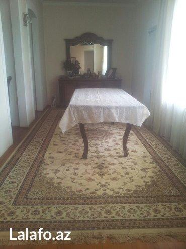 Bakı şəhərində Çox az işlənmiş əla növ İran yun xslçası. Uzunluğu 5 m. eni
