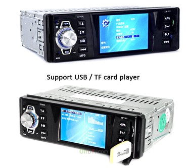 Auto radio mp3/mp5 player/usb/sd card novo-auto radio mp3/mp - Nova Pazova