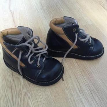 детская ортопедическая обувь для профилактики в Азербайджан: Ортопедическая обувь (лечебная) размер 22/23
