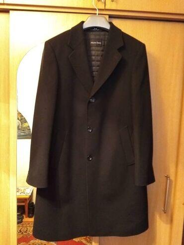Пальто мужское, цвет черный, производство Италия размер 48 ., цена 250