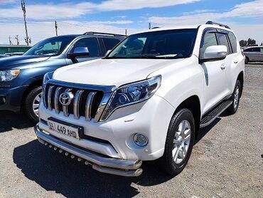 где делают ворота для дома в г бишкеке в Кыргызстан: Toyota Land Cruiser Prado 4 л. 2012   143000 км