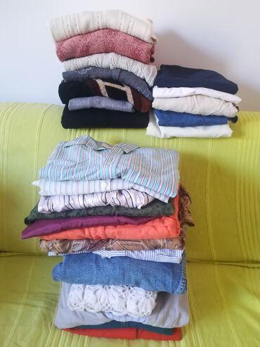 Ženska odeća | Vranje: Paket raznih stvari 14 kom sve za 1400 din, vel 42-košulje, suknje
