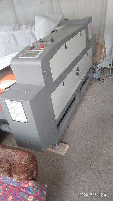 Оборудование для бизнеса в Кара-Суу: Лазерный станок рабочый стол 90/160 двух головку