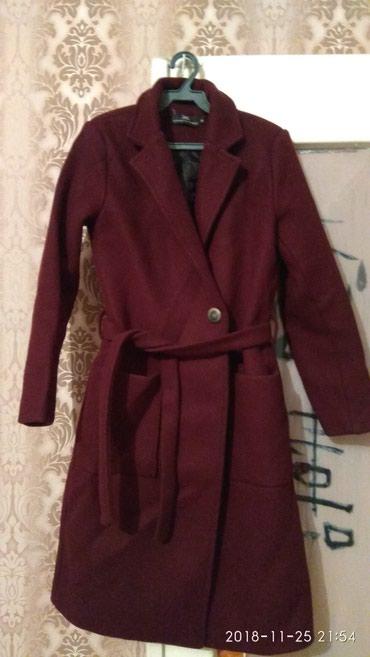 Продаю жен.пальто осень-зима Отличном состоянии в Бишкек