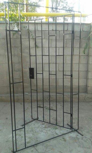 сварочные работы решетки навесы перила 559777300 в Бишкек